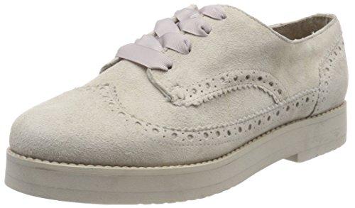 Mujer Gry Natha Gris Derby Cordones COOLWAY para de Zapatos ZqwBRY