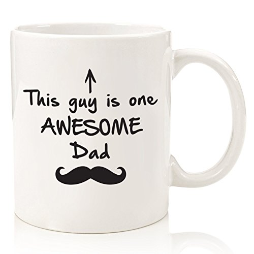 One Awesome Dad Funny Coffee Mug - Best