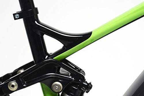 Kawasaki - Bicicleta eléctrica para Adultos, suspensión Completa ...