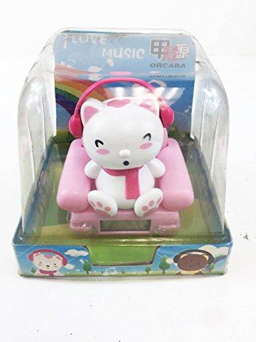 Cute Hello Kitty Doll Animation Car Interior Dashboard Decorative (Hello Kitty Ornaments)