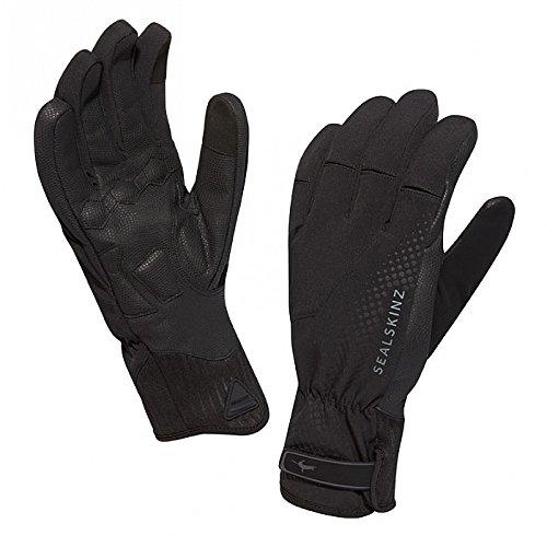 Seal Skinz 121161710001-L Men's Highland Glove, Large, Black