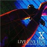 Live Live Live-Tokyo Dome 93-96