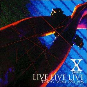 LIVE LIVE LIVE B00005FJUP