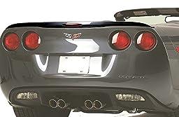 2009-2013 C6 CORVETTE REAR SPOILER GM RACING STYLE
