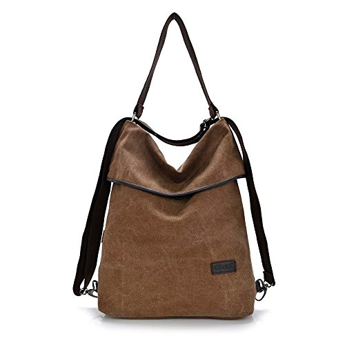 Hongyuting Women's Casual Vintage Canvas Handbags Multifunctional Shopping Handbag - Men For Shopping