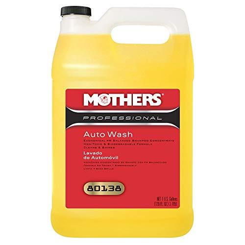 (Mothers 80138 Professional Auto Wash - 1 Gallon)