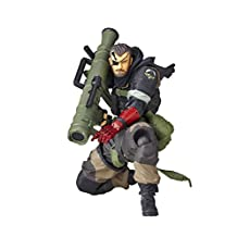 Metal Gear Solid V The Phantom Pain Venom Snake Micro Yamaguchi Revol Mini RM-012 Action Figure