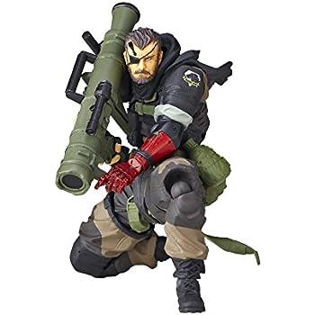 Kaiyodo Metal Gear Solid V: The Phantom Pain: RM-012 Venom Snake Action Figure