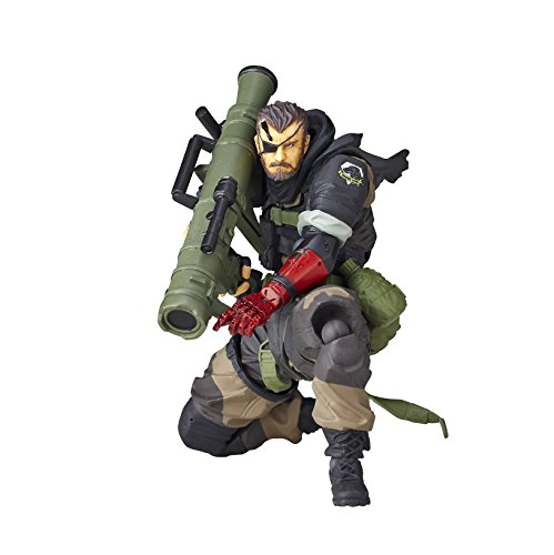 Kaiyodo Metal Gear Solid V: The Phantom Pain: RM-012 Venom Snake Action Figure ()