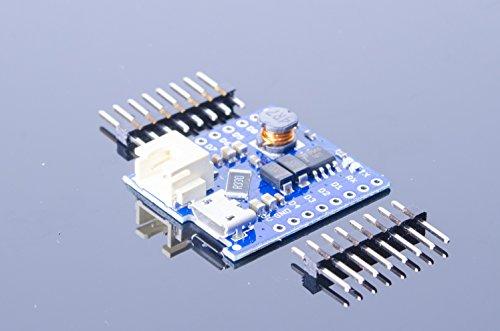 ACROBOTIC WeMos ESP8266 D1 Mini TP5410 Lithium Battery Charging and Boost  Shield for Arduino NodeMCU Raspberry Pi Wi-Fi IoT