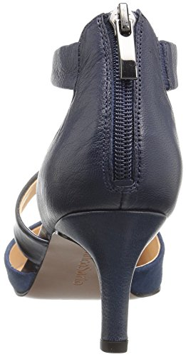 cheap sale 2014 Franco Sarto Women's Davey Pump Lapis Blue clearance best seller K5QfHrBpFf