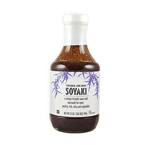 Trader joe 39 s soyaki sauce 21 oz goods unite us for Trader joe s fish sauce