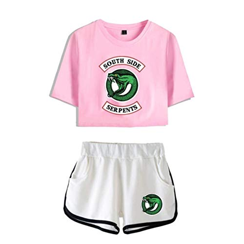 Women Tracksuit South Side Serpents Cosplay Costumes