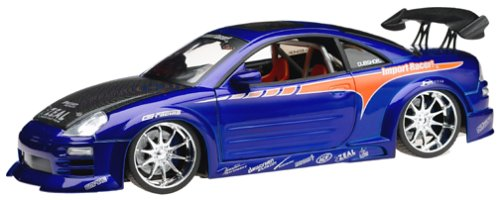 Import Racer Mitsubishi Motors Ecliplse 1:18 Die Cast (Eclipse 1 Motor)