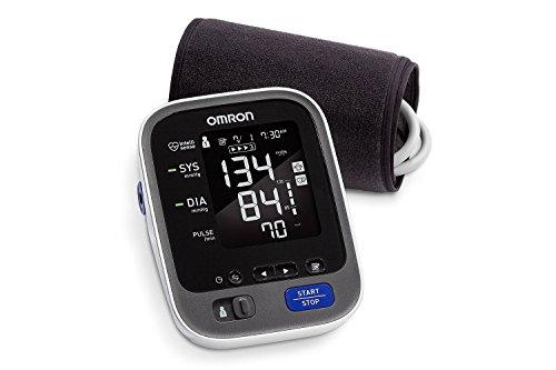 Omron BP786 - 10 Series Upper Arm Blood Pressure Monitor Plu