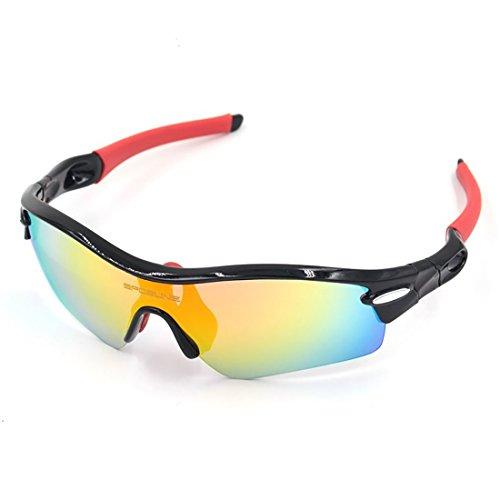 Gafas Pescar Sol Aire polarizadas Fiesta de Gafas Gafas de Deportivas Libre Bre Bicicleta al Gafas Radar de Playa Anti UV400 HPqwn8xv