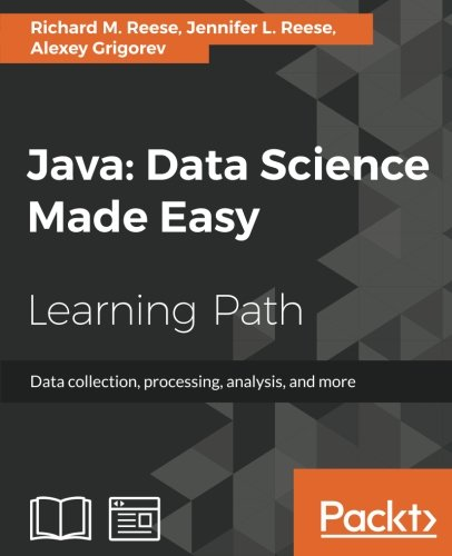 Java: Data Science Made Easy