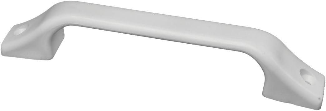 Black 9-1//2 inch Plastic Grab Handle RV Designer E223 Entry Door Hardware