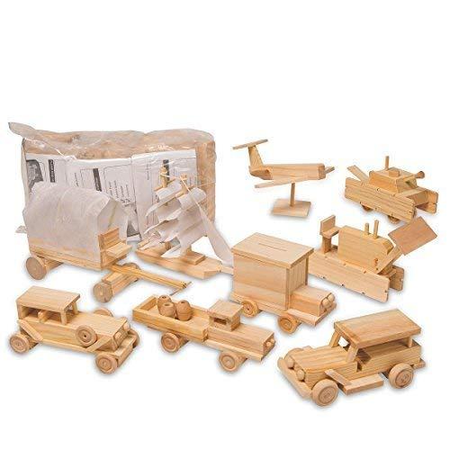 - Unfinished Transportation Kit, Unassembled