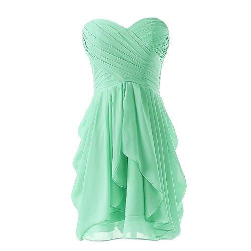 Mint Green Dresses: Amazon.com