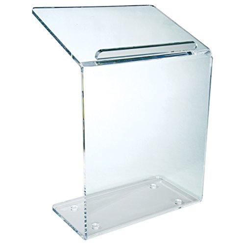 Empire Tabletop Acrylic Lectern by Kingdom