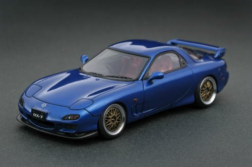 1/43 MAZDA RX-7(FD3S) Type RS (ブルー) IG0204