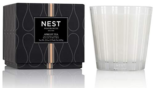 NEST Fragrances 3-Wick Candle- Pumpkin Chai , 21.2 oz