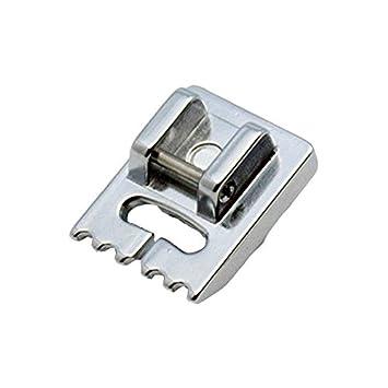 Alfa Prensatelas para coser alforzas, accesorio para máquina de coser, acero inoxidable: Amazon.es: Hogar
