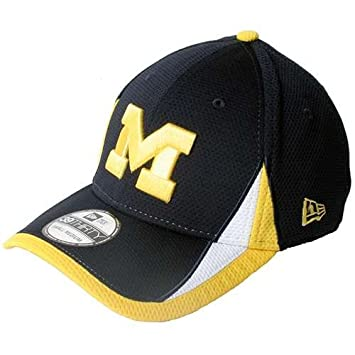 low priced e0f49 2e7a3 Michigan Wolverines New Era 39Thirty Training Camp Hat - Small - Medium