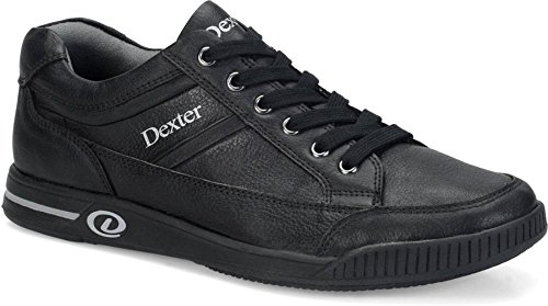 Dexter Keegan Plus Right Handed Bowling Shoes, Size 11.5, Black