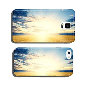 Field of wheat cell phone cover case Samsung S6