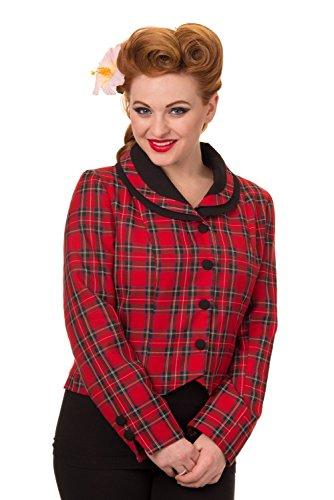 Banned-Vintage-Tartan-Jacket