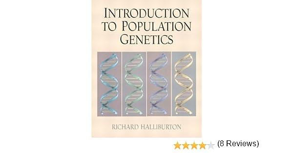 Amazon.com: Introduction to Population Genetics (9780130163806 ...