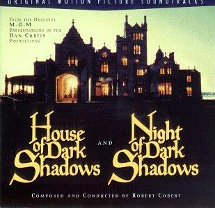 House Of Dark Shadows (1970 Film) / Night Of Dark Shadows (1971 Film): Original Motion Picture Soundtracks