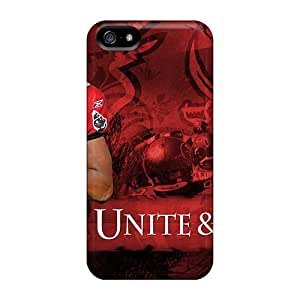 TYK1507iTFz Phone Cases With Fashionable Look For Iphone 5/5s - Tampa Bay Buccaneers