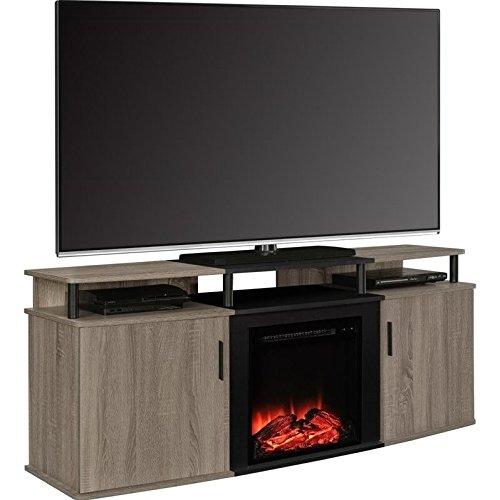 console fireplace espresso - 7