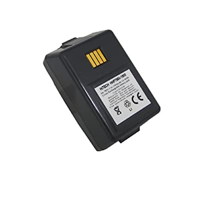 Hitech - Replaces HHP Dolphin 7850 #20000596 Barcode Scanner Battery (Japan ceels-7.4V, Li-ion, 1900mAh)