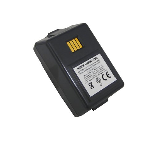 Hitech - Replaces HHP Dolphin 7850 #20000596 Barcode Scanner Battery (Japan ceels-7.4V, Li-ion, (Hhp Dolphin Accessories)