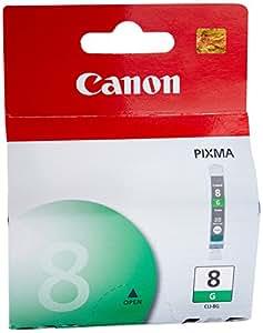 Genuine Canon CLI-8G Ink Tank, Green