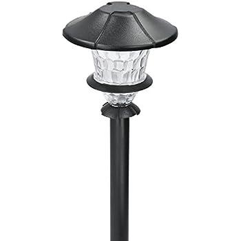 Paradise GL33966BK Low voltage cast aluminum 03W LED path light