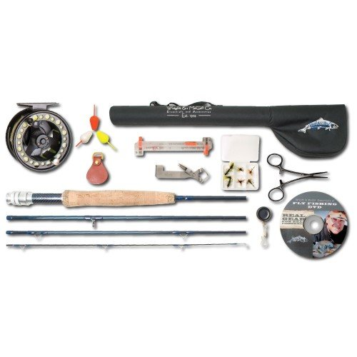Wright & McGill Plunge Fly Fishing Collection (9-feet, 5 wt) For Sale