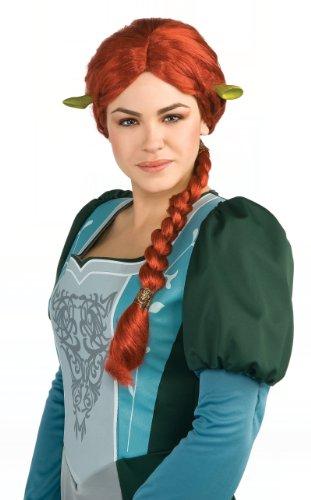Princess Fiona Ogre Costumes (Shrek Costume Accessory, Princess Fiona Wig And Ears)
