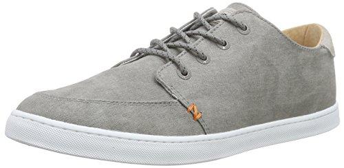 Grigio Wht Sneaker Greyish HubBoss Uomo C06 015 Grau wWv1WB7Tq