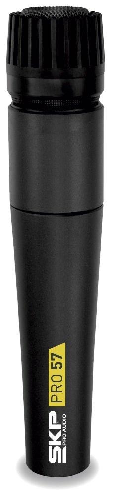 Skp Pro Audio PRO-57 Professional Instrument Microphone