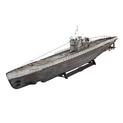 amazon com revell level 05 114 german submarine u boat type ix c u