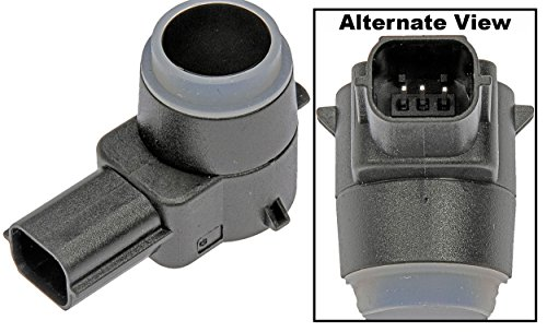 APDTY 795118 Backup PDC Park Reverse Parking Assist Sensor Fits Select 2009-2017 Dodge Chrysler Jeep (Replaces 1EW63TZZAA)
