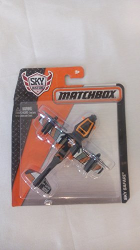 Matchbox Sky Busters Sky Safari Matchbox Sky Busters