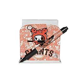 tokidoki for MLB SF Giants Desk Caddy & Pen Set
