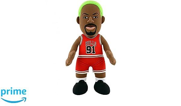 Bleacher Creatures NBA DENNIS RODMAN #91 - Chicago Bulls Plush Figure: Amazon.es: Deportes y aire libre