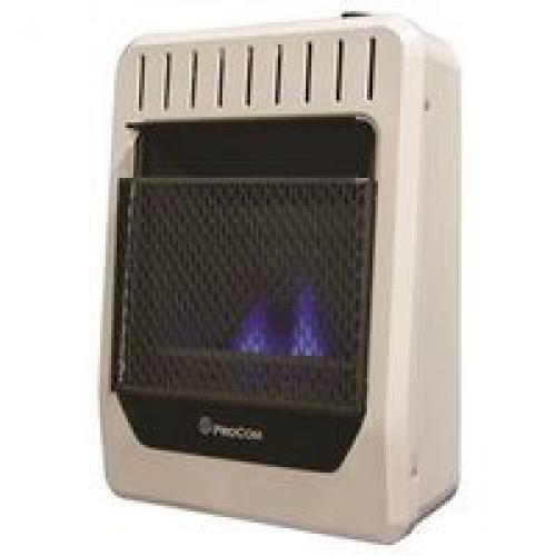 Procom Heating TV209313 10K BTU DF BLU Heater